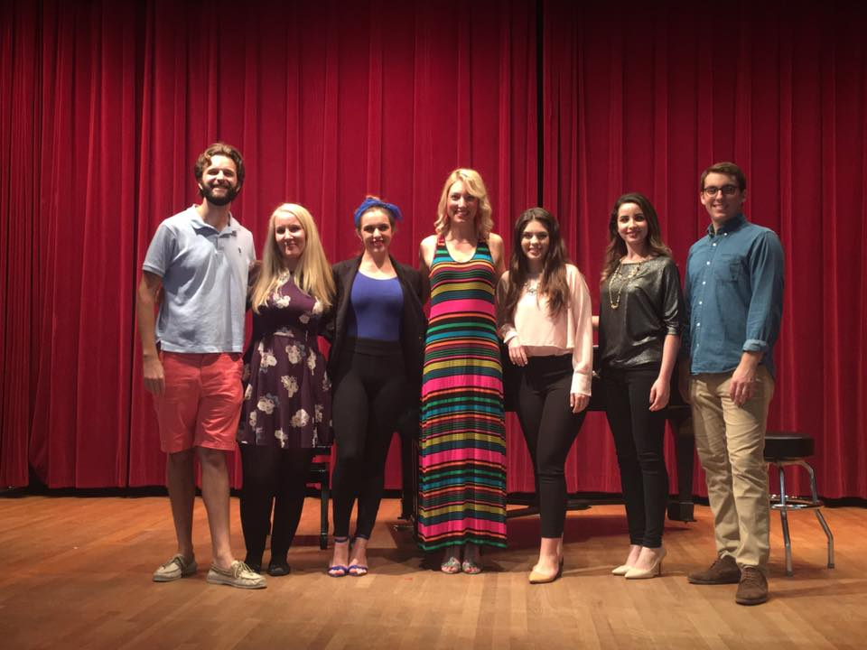 Tampa Music Teachers Barrett School Spring Recital 2017