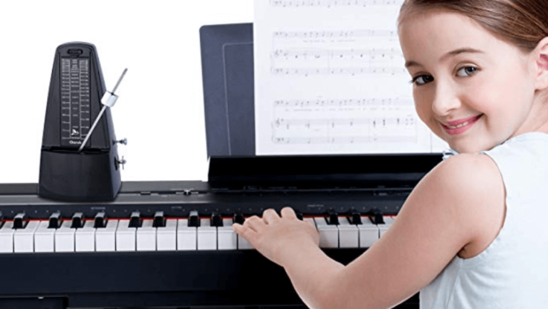Piano lesson questions – What's up with the metronome?