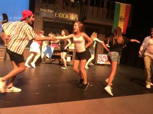 musical theater kids and summer camps in Tampa