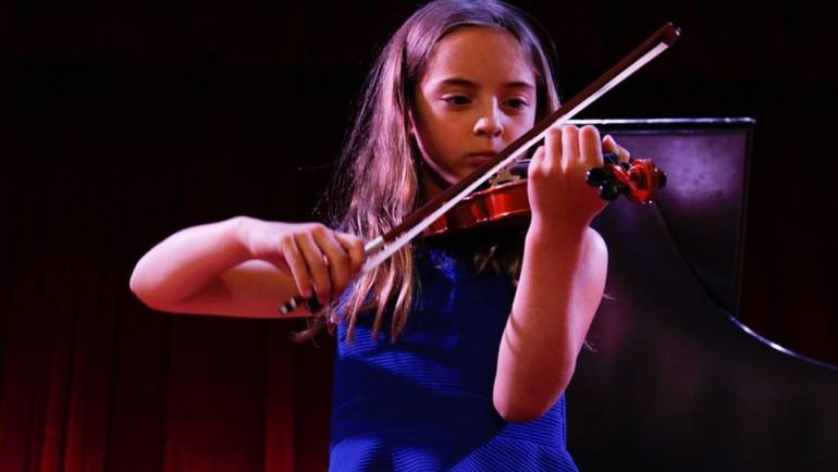 Violin Lessons in Tampa