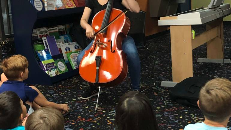 Cello Lessons in Tampa