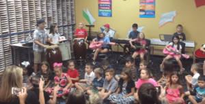 Tampa music school