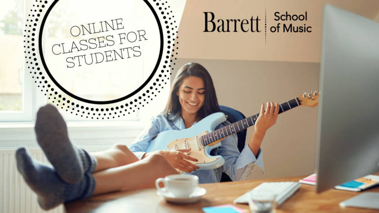 Online Classes for Students – Live!