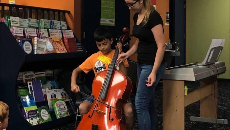 Cello Lessons in Tampa